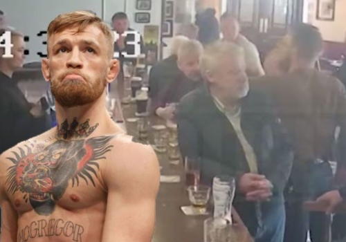 Conor Mcgregor will be…