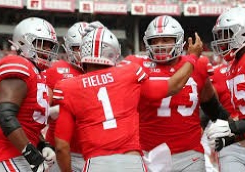 Ohio State Hosts Michigan…