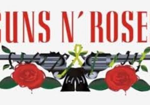 Video: Axl Rose Falls…