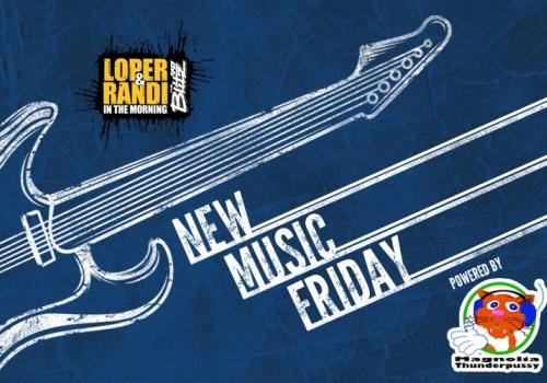 New Music Friday!!!