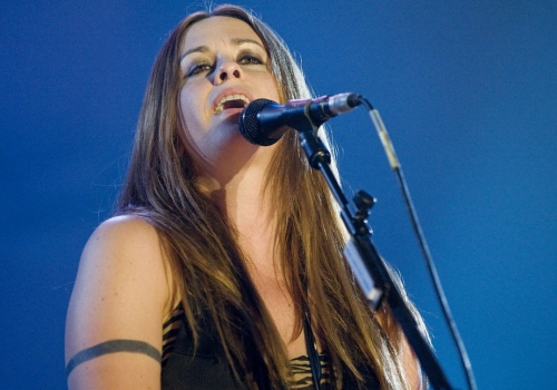 Alanis Morissette coming to…