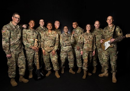 USA Army Band Covers…