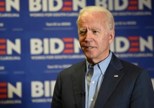 Overbearing Biden