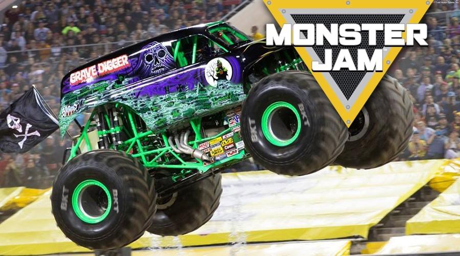 Win Tix to Monster Jam!