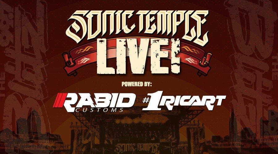 Sonic Temple Live!