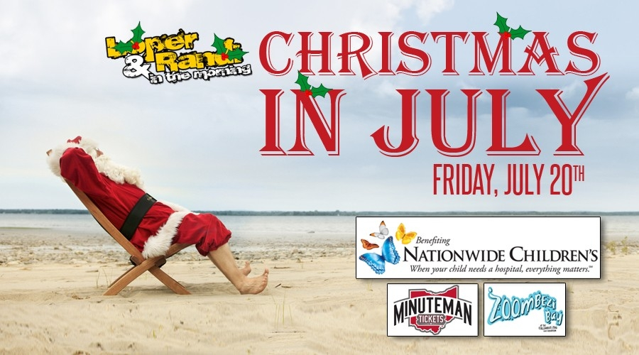 6th Annual Christmas in July