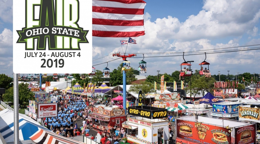 Win Ohio State Fair Tix