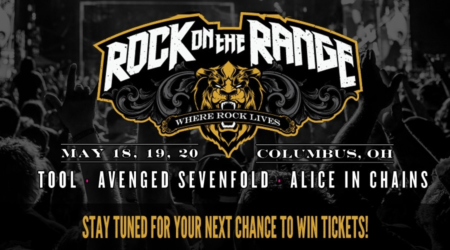 Rock on The Range Lineup Announced! Tool Headlines