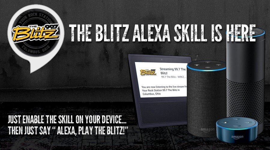 Alexa, Play The Blitz!