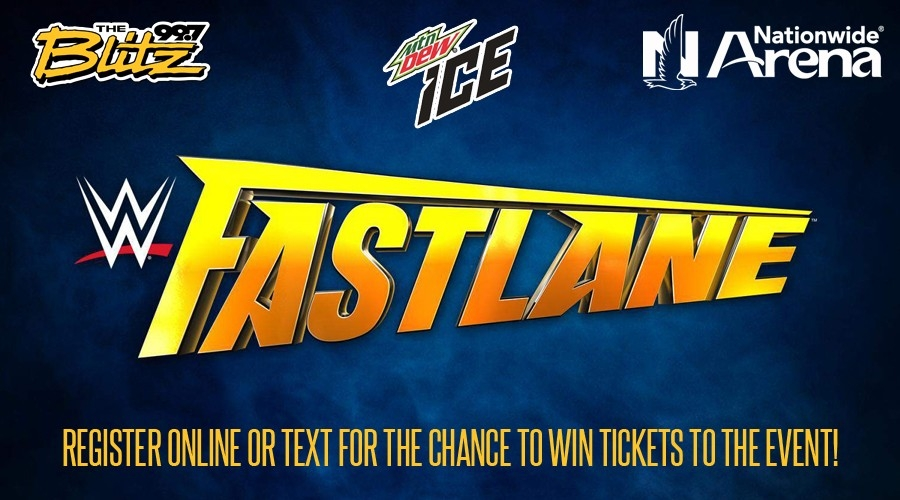 Win WWE:Fastlane Tix