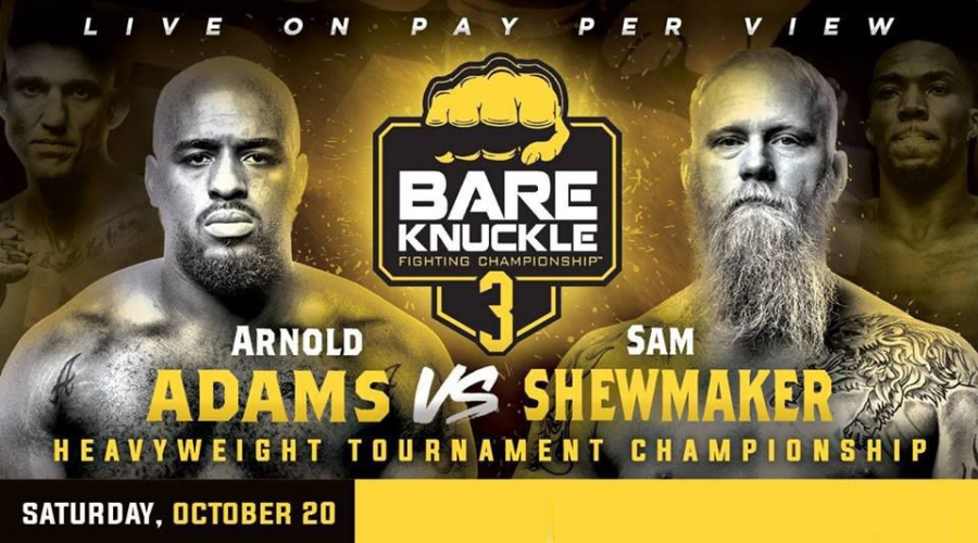 Bare Knuckle Championship 3