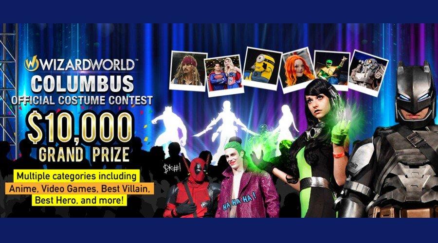 Win Comic Con Columbus Tix