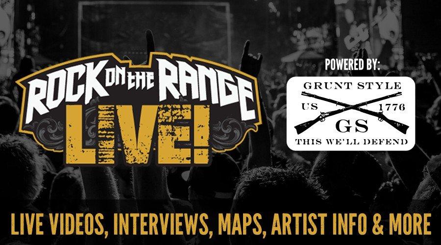 Rock on the Range Live