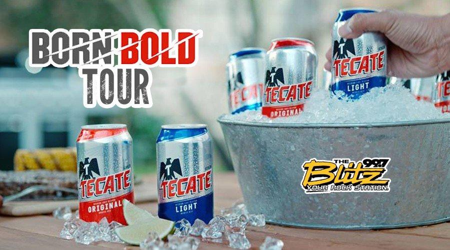 Tecate Born Bold Tour