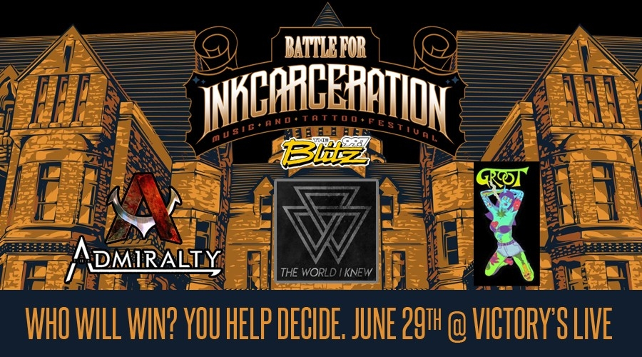 Battle For Inkcarceration