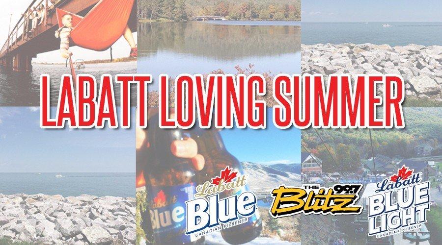Labatt Loving Summer