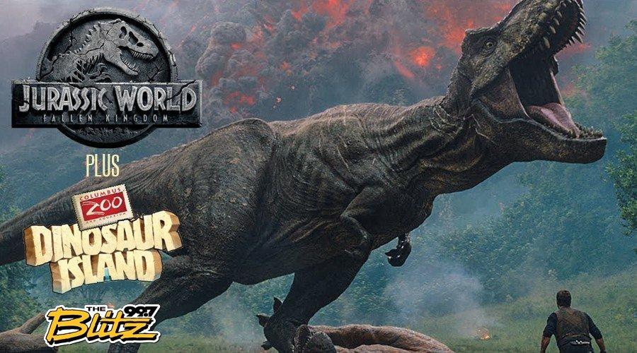 Jurassic World Blitz Screening Tix