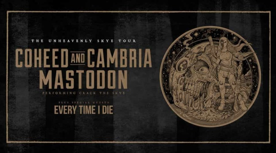 Win Coheed & Cambria Tickets
