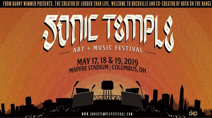 Sonic Temple replaces Rock on the Range
