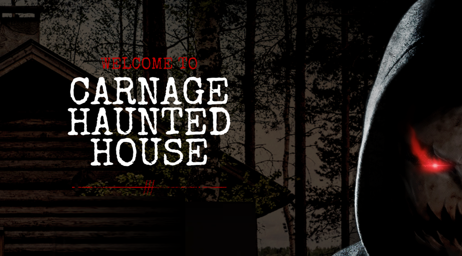 Win Tix to Carnage House