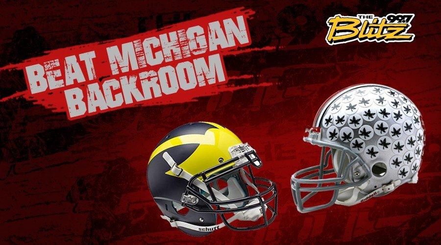 Beat Michigan Backroom
