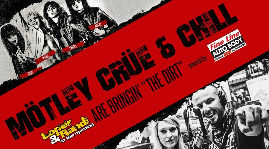 Mötley Crüe and Chill