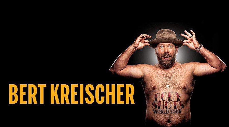 Win Bert Kreischer Tix