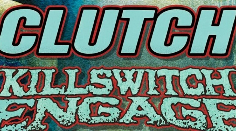Win Clutch/Killswitch Engage Tix