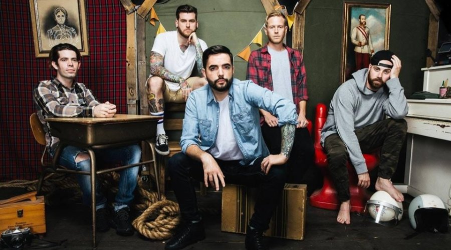 Win Sold Out A Day To Remember Tix!