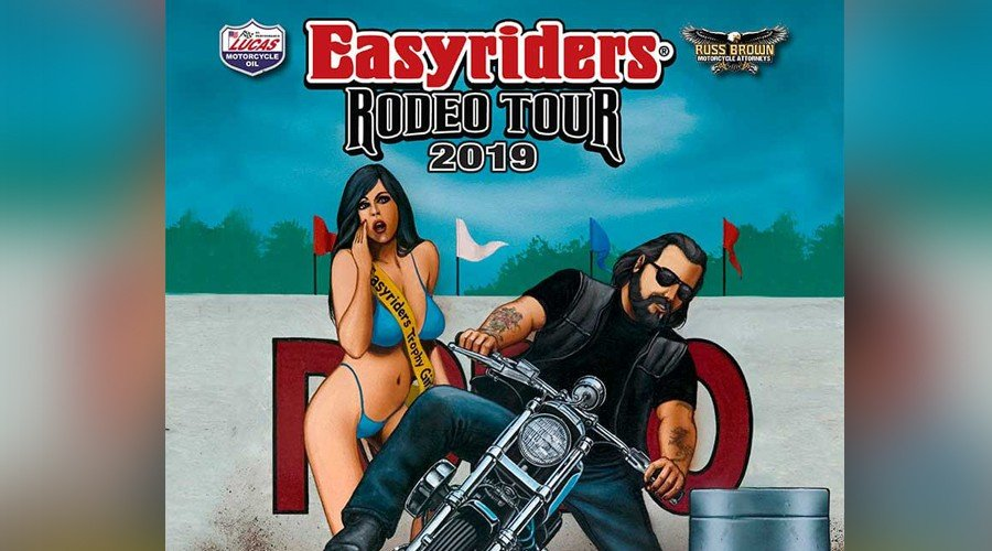 Win Tix to the Easyriders Rodeo Tour