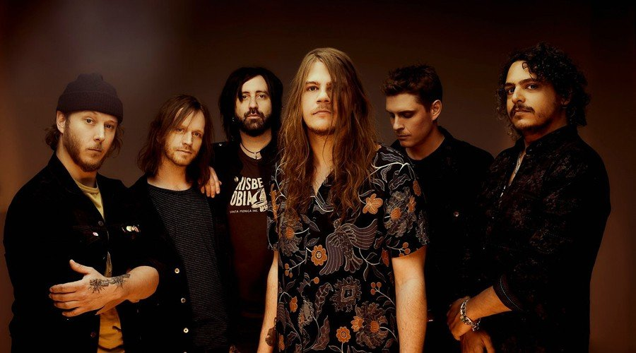 Win Tix to See The Glorious Sons