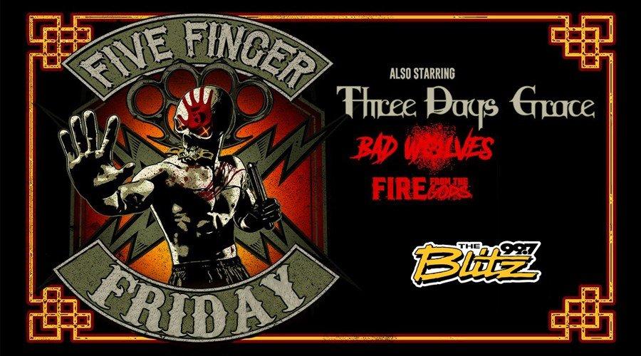 Five Finger Friday