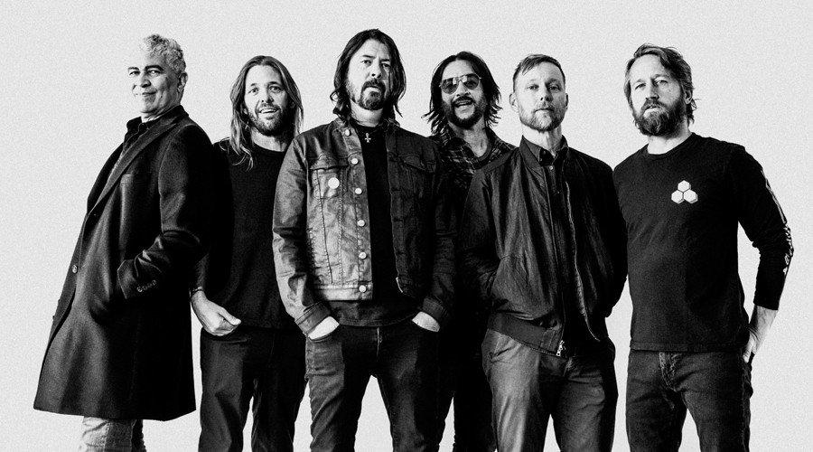 Win Foo Fighters Tix