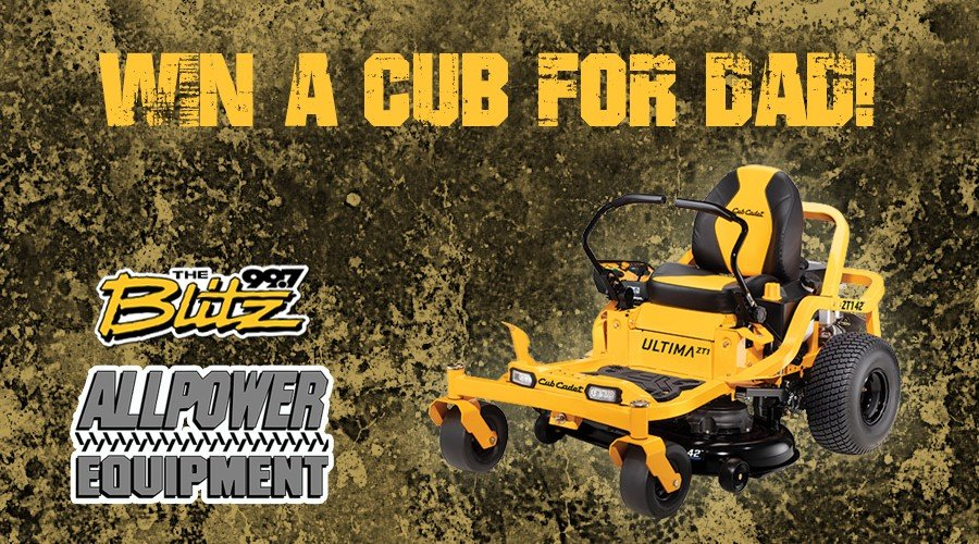 Win a Cub for Dad!