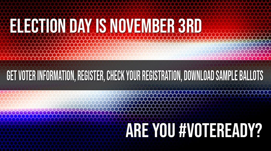 Are You Vote Ready?