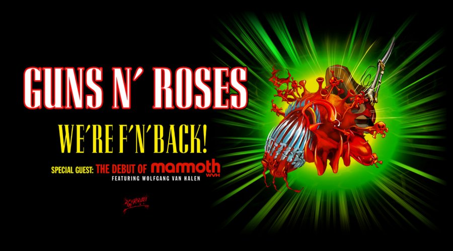 Win Guns N Roses Tix