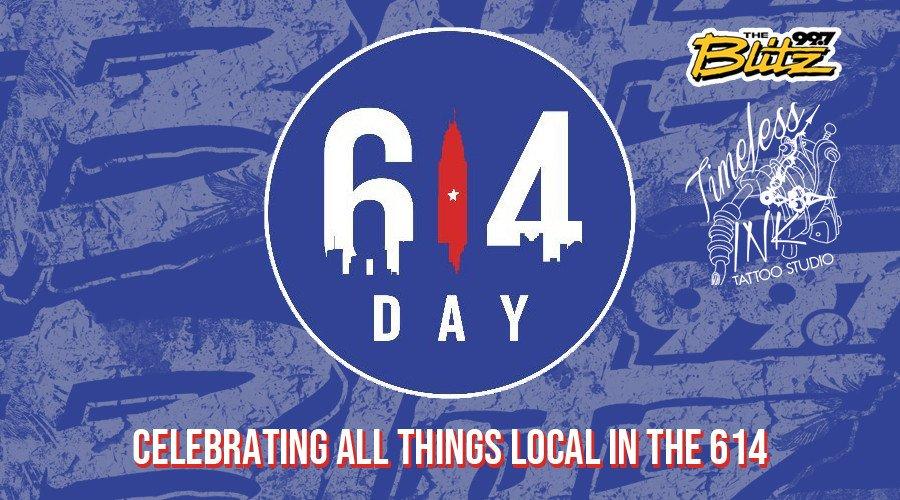 The Blitz Celebrates 614 Day