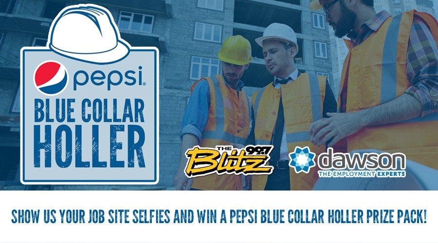 Pepsi Blue Collar Holler