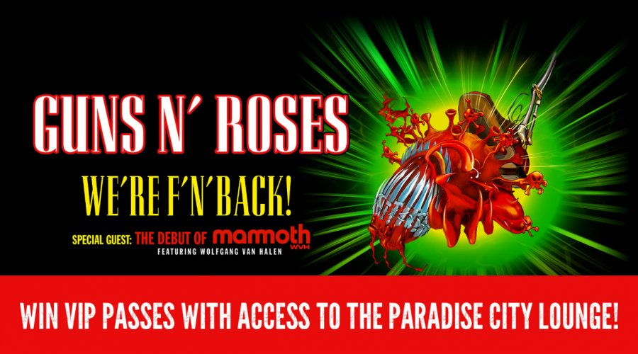 Guns & Roses VIP Weekend