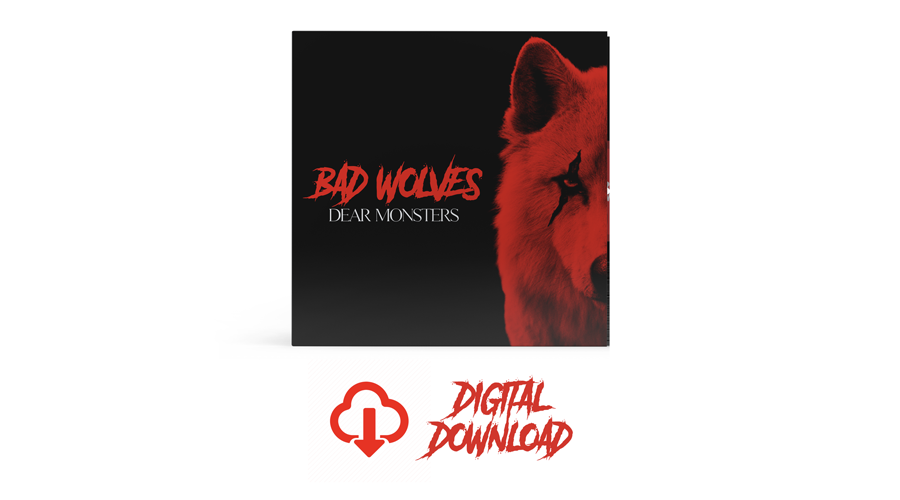 Win the New Bad Wolves Album