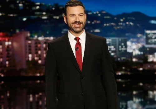 Jimmy Kimmel Opens Up About Sons Birth