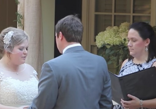 Vows So Bad Even The Minister Got Sick?