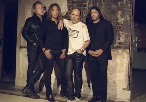 You can Watch Metallica Rehearse!
