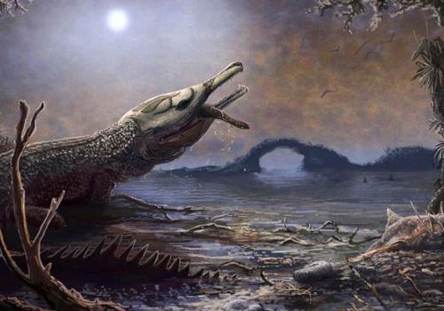 Lemmy Kilmister Just Had A Prehistoric Crocodile Named After Him