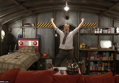 Man Builds Underground Bunker in his Garden (Video)
