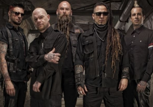 Five Finger Death Punch Video for Offspring's Gone Away