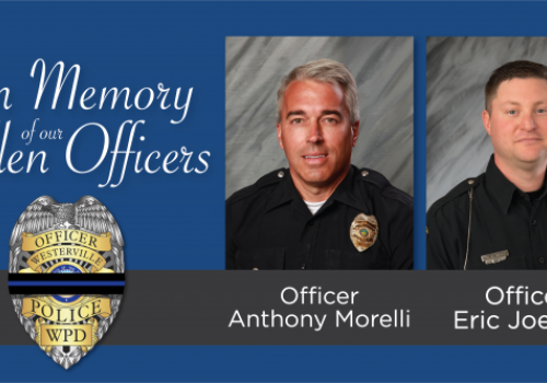 Official GoFund Me for Fallen Westerville Police Officers