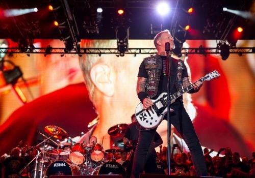 Metallica Announce Ohio Tour Dates