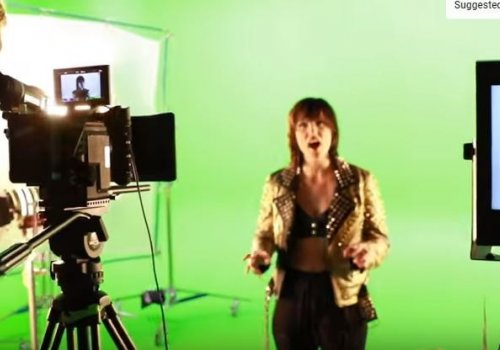 Behind The Scenes Video of The Making Of Halestorm's New Single