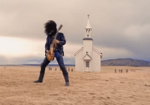 The Video for November Rain Has Reached a Billion Views. Let's Celebrate.